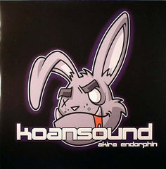 Koan Sound - Akira / Endorphin - SCREW001 Screwloose Records