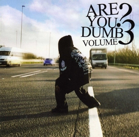 Jammer ‎– Are You Dumb? Volume 3 (CD) Neckle Records, Jahmektheworld ‎– NECKLECD005