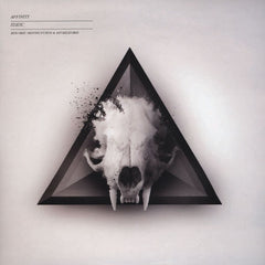 "Affinity - Static (Remixes) 12"" NSDX003 Never Say Die"