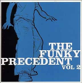 Various - The Funky Precedent Vol. 2 CD, Comp Matador OLE 481-2