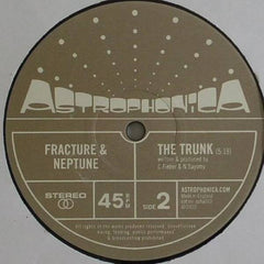 "Fracture & Neptune - Dust Ball / The Trunk 12"" APHA003 Astrophonica"