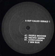 "A Guy Called Gerald - Tronic Jazz The Berlin Sessions 12"" Vol 1 12"" AGCG1 Laboratory Instinct"