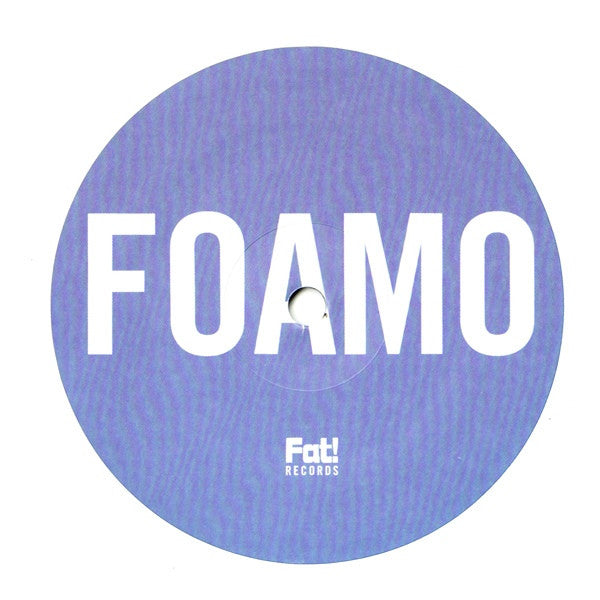 "Foamo - Jookie / Centavo 12"" CTFAT100 Fat! Records"