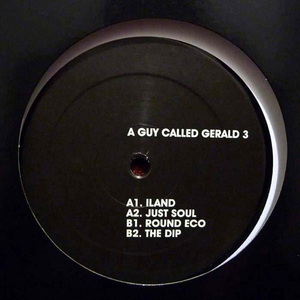 "A Guy Called Gerald - Tronic Jazz The Berlin Sessions Vol 3 12"" Laboratory Instinct AGCG3"