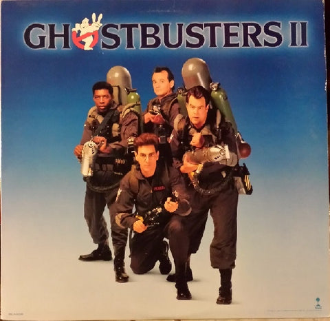 "Various ‎– Ghostbusters II 12"" MCA Records ‎– MCA-6306"