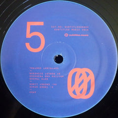 "Apex - Inner Space 12"" SUBTITLESUK005 Subtitles music"
