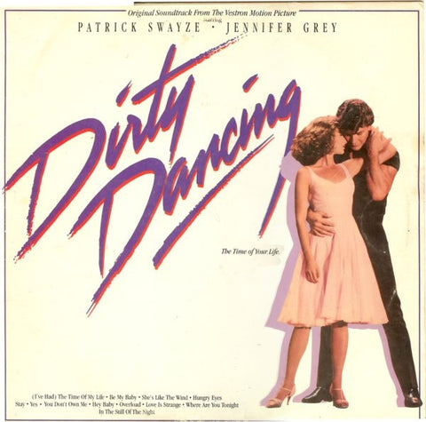Various - Dirty Dancing (Original Soundtrack) LP, Album RCA BL 86 408