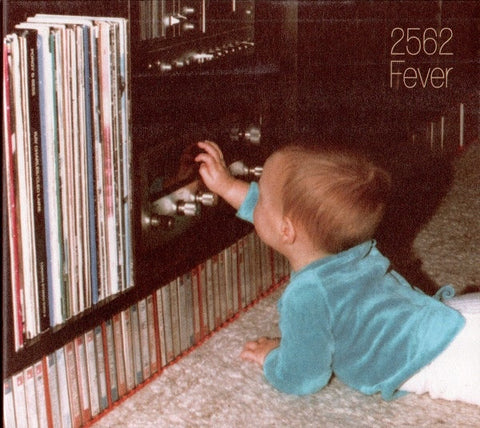 2562 - Fever (CD) When In Doubt doubt001cd