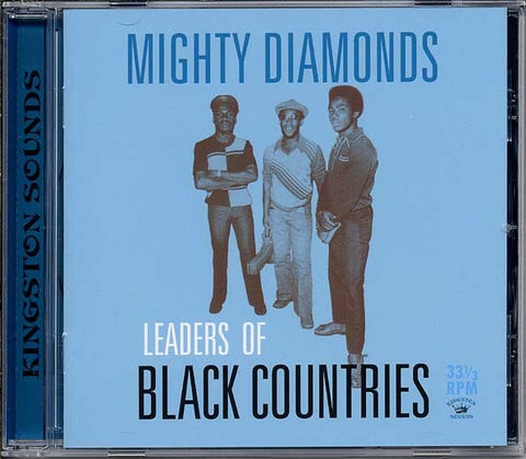 Mighty Diamonds - Leaders Of Black Countries (CD) Kingston Sounds KSCD026