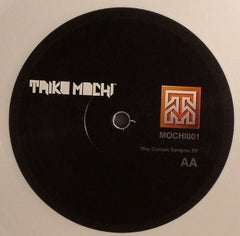 "Dead Rose Music Company / Tomas Malo - May Contain Samples EP 12"" MOCHI001 Taikomochi"