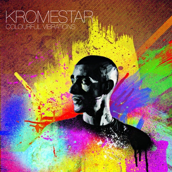 Kromestar - Colourful Vibrations (CD) Dubstep For Deep Heads DEEPDCD001