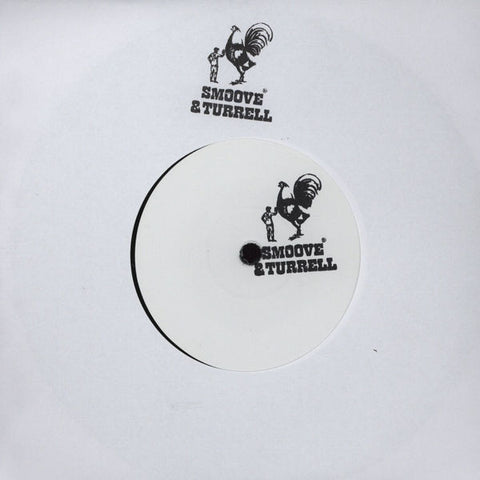 Smoove & Turrell ‎– Hardwork / Slowdown - Wass Records ‎– WASS-004
