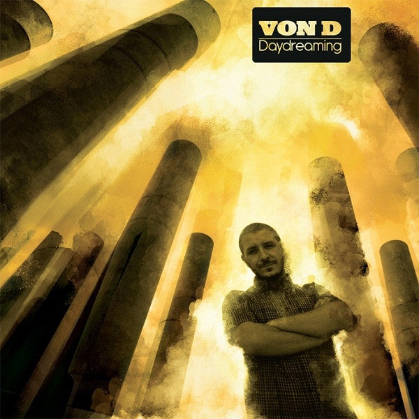Von D - Daydreaming (CD) BOKACD001 Boka Records