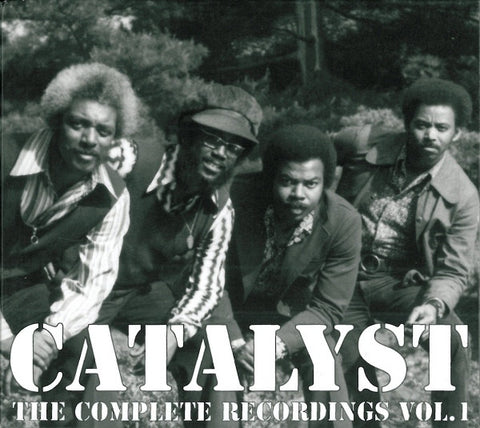 Catalyst - The Complete Recordings Vol. 1 (CD) Porter Records ‎– PRCD - 1509