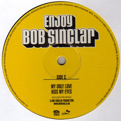 "Bob Sinclar - Enjoy Part 1 2x12"" ENJOY01LP1 ITH Records"