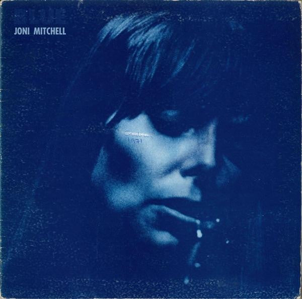 Joni Mitchell Blue Records Lps Vinyl And Cds Musicstack