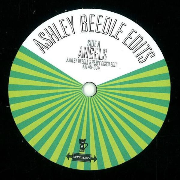 "Ashley Beedle ‎– Ashley Beedle Edits 7"" KAT45 ‎– KAT45-004"