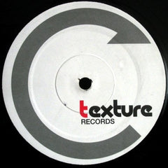 "Darqwan - Confused ? / Disaster 12"" TEXTURE001 Texture Records"
