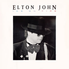 Elton John - Ice On Fire LP, Album The Rocket Record Company HISPD 26