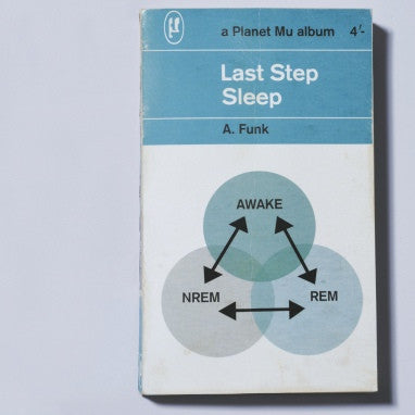 "Last Step - Sleep 12"" ZIQ303 Planet Mu"