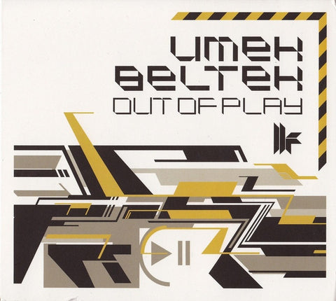 Umek & Beltek ‎– Out Of Play CD Toolroom Records ‎– TOOL147