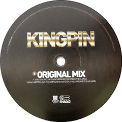 Friction & Skream - Kingpin SHA063 Shogun Audio