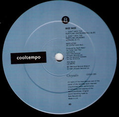 "Bizz Nizz - Don't Miss The Partyline 12"" COOLX203 Cooltempo"