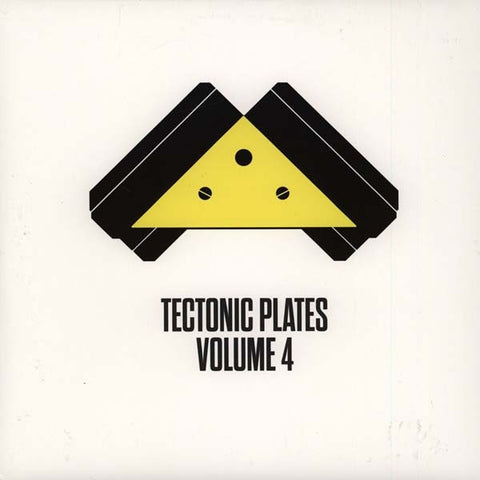 "Various ‎– Tectonic Plates Volume 4 3x12"" Tectonic ‎– TEC071"