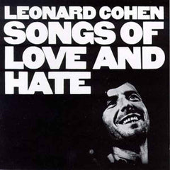 "Leonard Cohen - Songs Of Love And Hate 12"" CBS S69004"