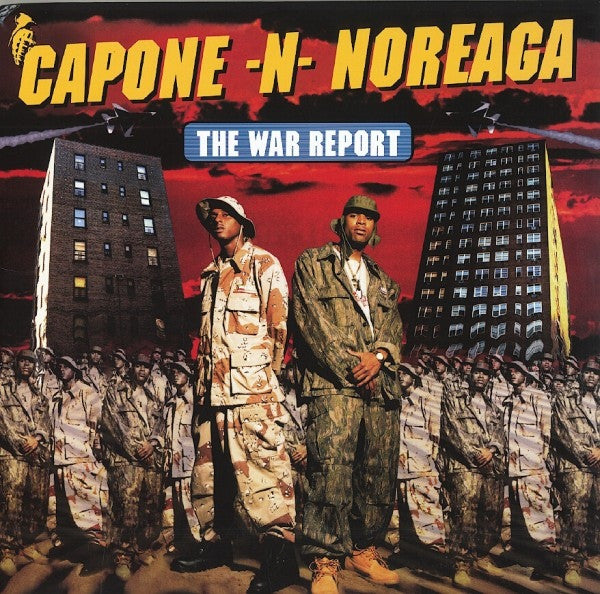 Capone N Noreaga The War Report 2x12 Quot Teg75527 Traffic