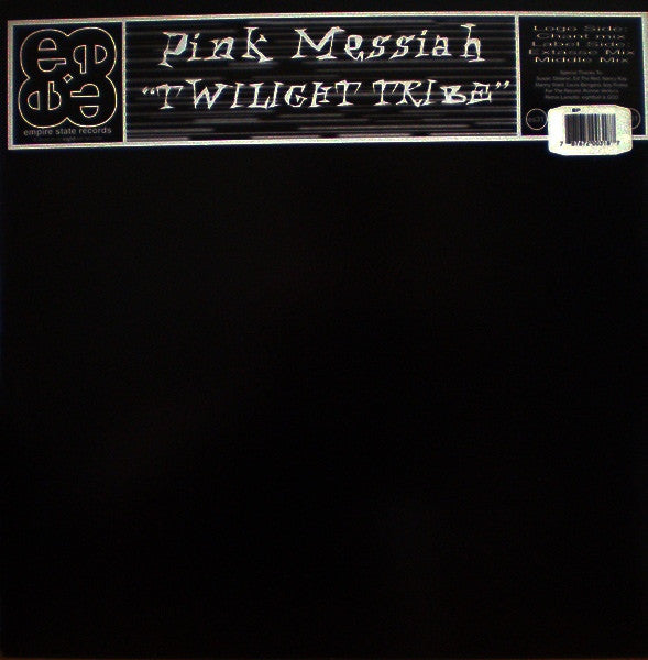 "Pink Messiah - Twilight Tribe 12"" ES031 Empire State Records"