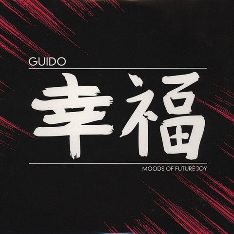 "Guido - Moods Of Future Joy 2x12"" TEC074 Tectonic"