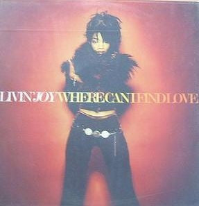 "Livin' Joy - Where Can I Find Love 12"" MCST40108 MCA Records"