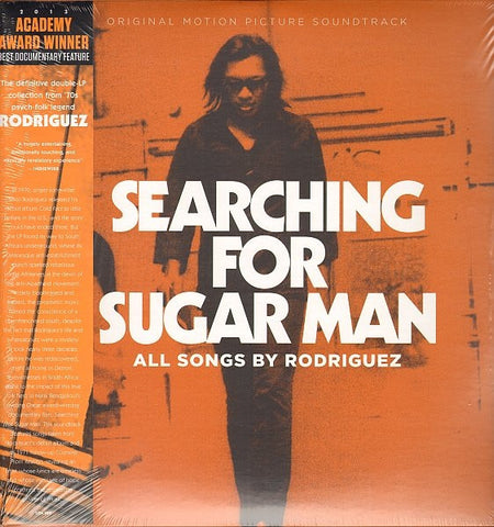 "Sixto Rodriguez - Searching For Sugar Man - Original Motion Picture Soundtrack 2x12"" LITA089 Light In The Attic (LIMITED WHITE VINYL)"