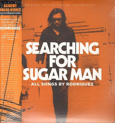 Sixto Rodriguez - Searching For Sugar Man - Original Motion Picture Soundtrack - LITA089 Light In The Attic (LIMITED WHITE VINYL)