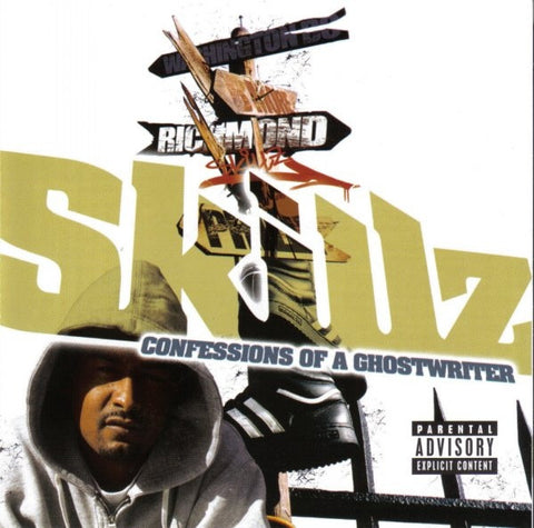 Skillz - Confessions Of A Ghostwriter (CD) 0059018020 Sure Shot Recordings
