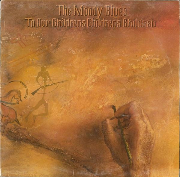 "The Moody Blues - To Our Children's Children's Children 12"" Threshold Records THS 1"
