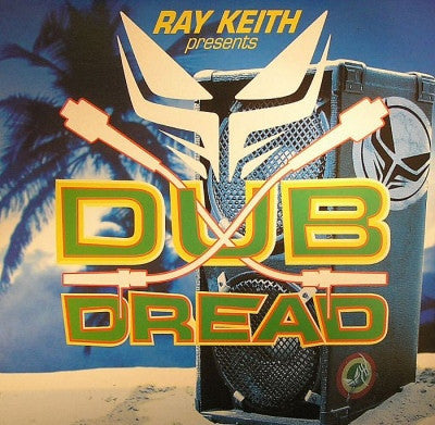 "Ray Keith - Dub Dread 12"" DREADUK1LP Dread Recordings"