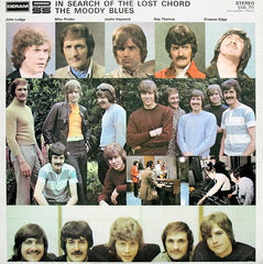 The Moody Blues - In Search Of The Lost Chord - Deram SML 711
