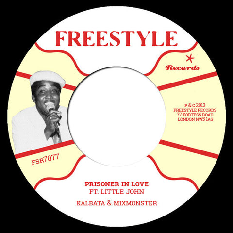 Kalbata & Mixmonster ‎– Prisoner In Love Freestyle Records FSR7077