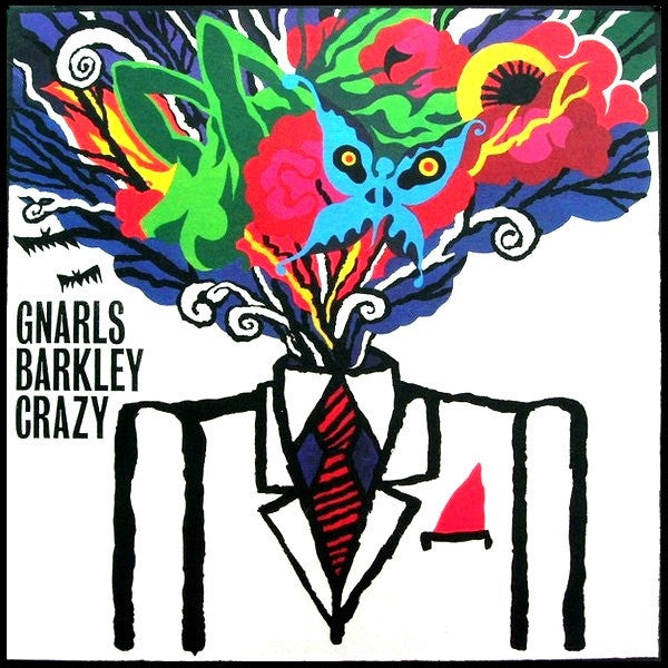"Gnarls Barkley - Crazy 12"" WEA401T Warner Bros Records"