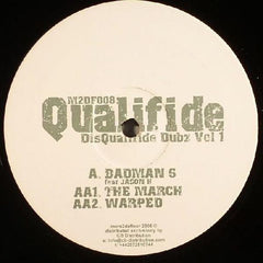 Qualifide - DisQualifide Dubz Volume 1- M2DF008 More 2 Da Floor