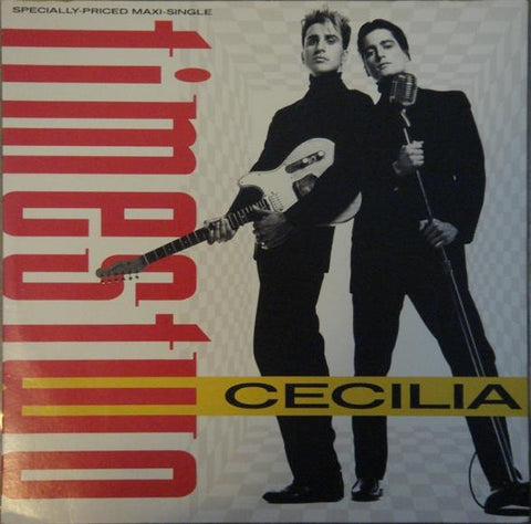 "Times Two ‎– Cecilia 12"" Reprise Records ‎– 0-20951"