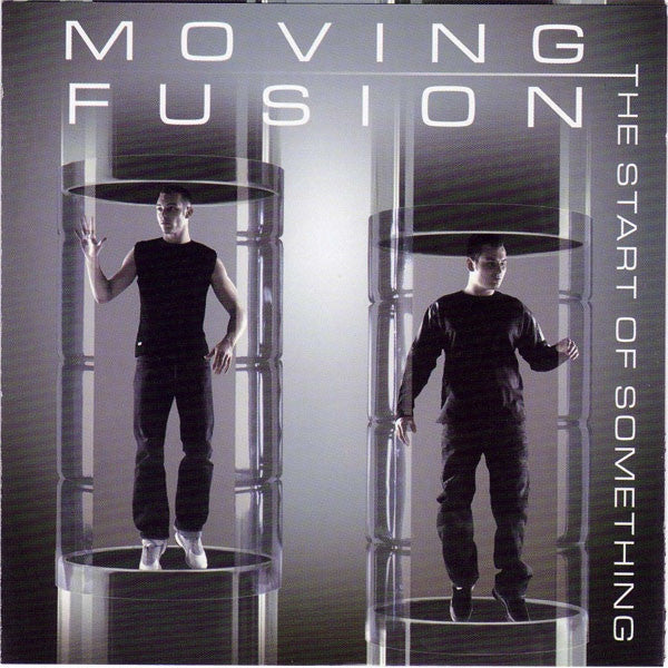Moving Fusion ‎– The Start Of Something (CD) RAM Records ‎– RAMMLP5CD