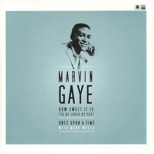"Marvin Gaye - How Sweet It Is (To Be Loved By You) 7"" Motown, Tamla, Universal Music Group RSD"