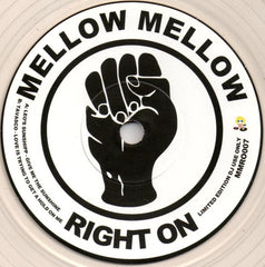 "Leo's Sunshipp / Tavasco - Give Me The Sunshine / Love Is Trying To Get A Hold Of Me 7"" MMRO007 Mellow Mellow Right On RSD"