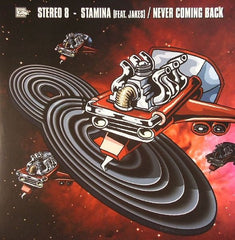 "Stereo 8 - Stamina / Never Coming Back 12"" FLR067 Finger Lickin' Records"