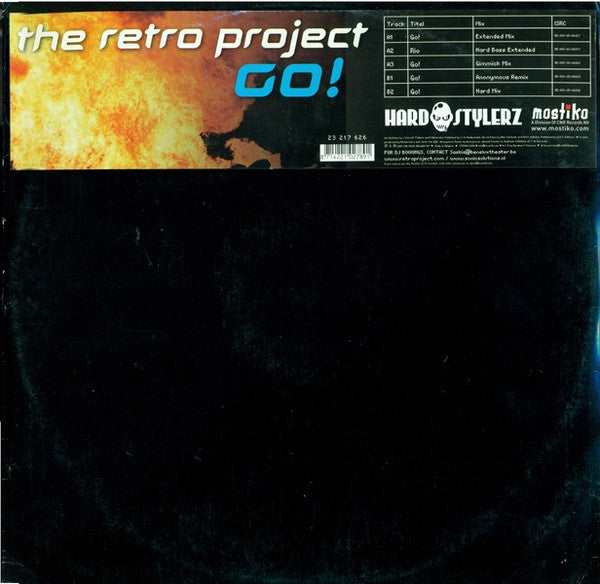 "The Retro Project - Rio 12"" Mostiko 23 210 146"
