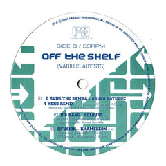 "Various - Off The Shelf 2x12"" Far Out Recordings FARO072DLP"