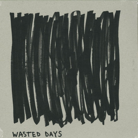 "Sam Binga - Wasted Days 2x12"" CRITLP08 Critical Music"